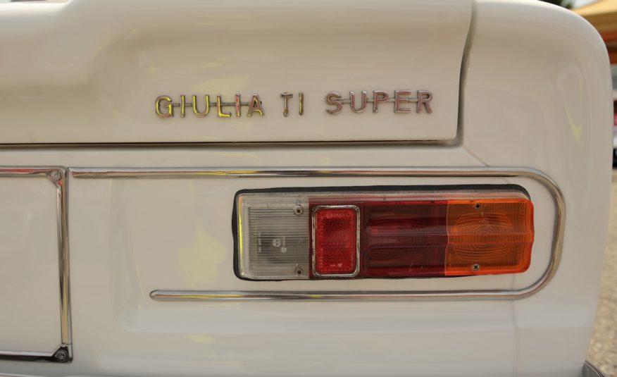 GIULIA TI SUPER STRADALE