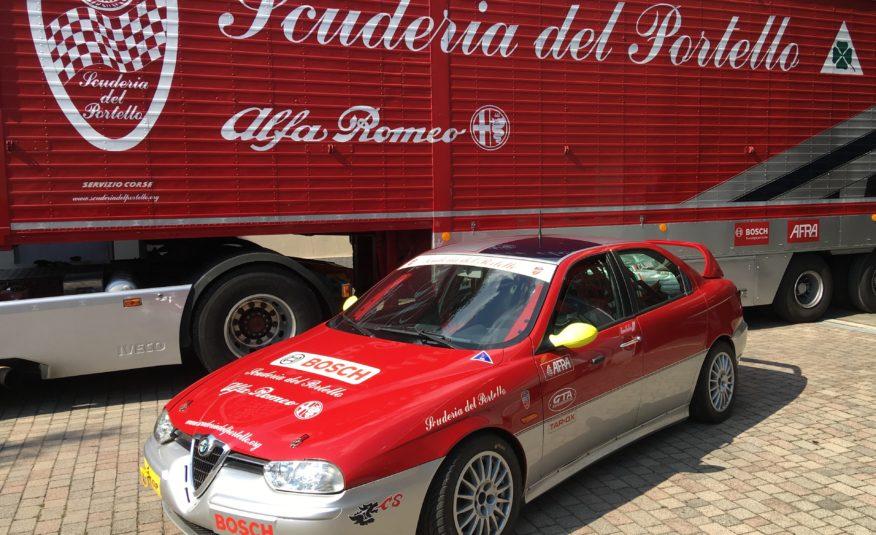 ALFA ROMEO 156 SUPER PRODUZIONE
