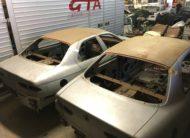 SCOCCHE ALLEGGERITE ALFA ROMEO 156 – Reparto Corse FIAT Auto Spa