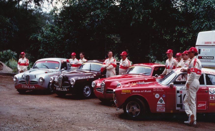 "ALFA 1900 TI  ""Clay Regazzoni"""