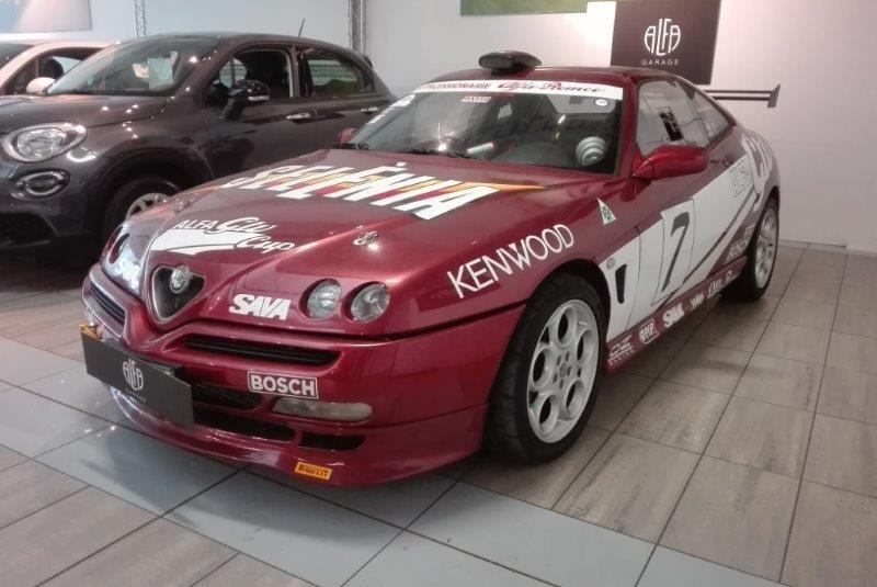 ALFA ROMEO GTV CUP RACING (REPLICA)